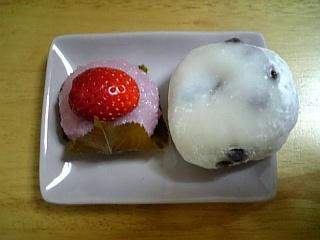 銀座甘楽のお菓子