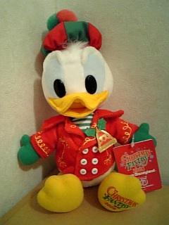 クリスマスファンタジー2008<br />  ドナルド