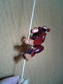 さるの玩具