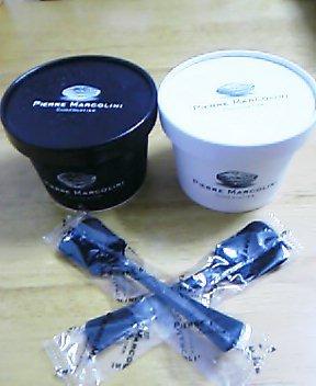 ピエール・マルコリーニのアイス
