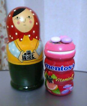 mentos+vitaminC
